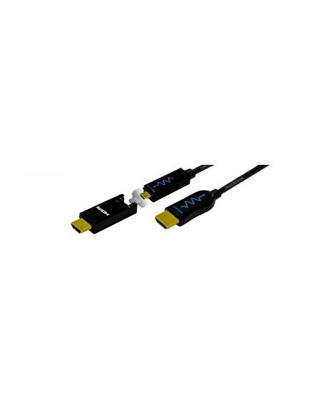 Cablu HDMI PRECISION 18Gbps AOC