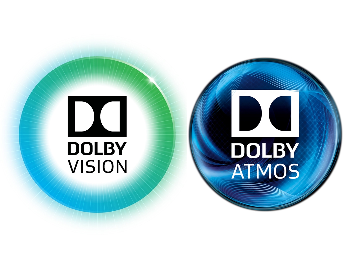DOLBY ATMOS  & DOLBY VISION