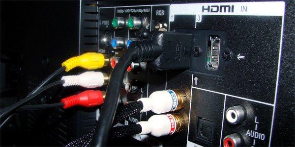 conexiuni audio