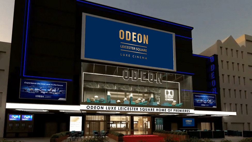 Odeon Luxe Leicester Square - Londra