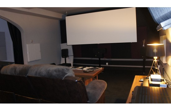 De la o camera fara scop la un home theater in 10 pasi